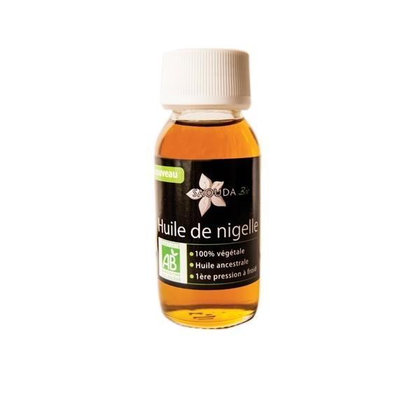 huile vegetale corps