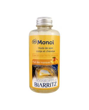 MONOI FRUIT DES TROPIQUES LABORATOIRES DE BIARRITZ BIO 100 ML