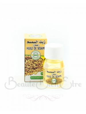 huile vegetale de sesame