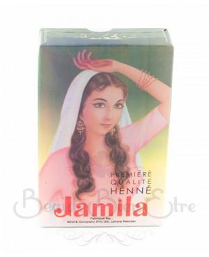"""HENNE NATUREL """"JAMILA"""" DU PAKISTAN QUALITE SUPERIEURE BAQ 100 GR"""