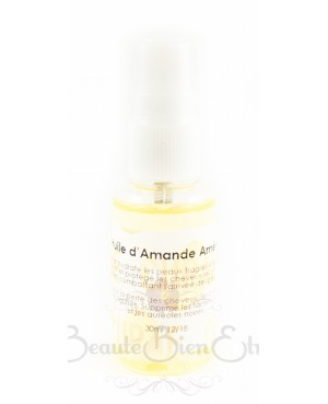 HUILE VEGETALE D'AMANDE AMERE CURAE SPRAY 30 ML
