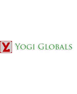 "COLORATION VEGETALE NATURELLE CHATAIN FONCE ""NATURAL HAIR DYE - DARK BROWN"" D'INDE YOGI GLOBALS 100 G"