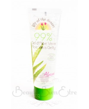 GEL D'ALOE VERA LILY OF THE DESERT 99% BIO 120 ML