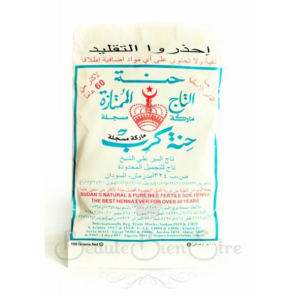 acheter henn naturel du soudan qualit sup rieure baq en poudre pour la peau et les cheveux. Black Bedroom Furniture Sets. Home Design Ideas