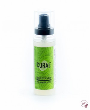 BAVE D'ESCARGOT (MUCUS - SECRETION NATURELLE): ACTIF COSMETIQUE ORIGINE FRANCE CURAE SPRAY 60 ML