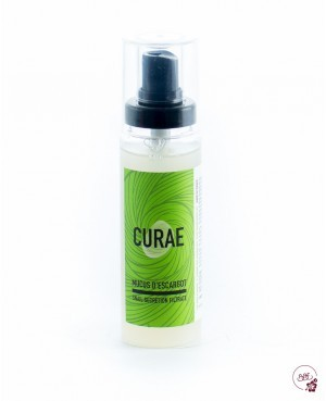 MUCUS D'ESCARGOT ACTIF COSMETIQUE CURAE SPRAY 60 ML