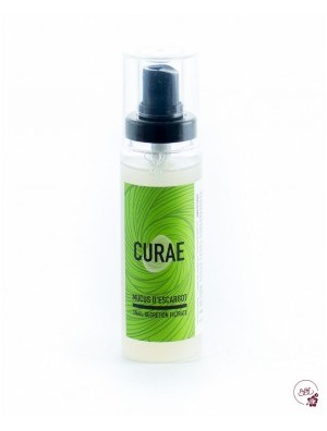 MUCUS D'ESCARGOT (BAVE - SECRETION NATURELLE): ACTIF COSMETIQUE ORIGINE FRANCE CURAE SPRAY 60 ML