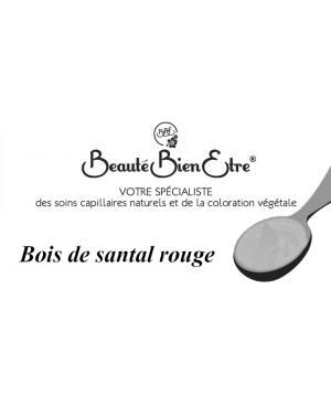 BOIS DE SANTAL ROUGE EN POUDRE DU CAMEROUN 100 G