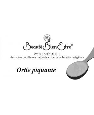 POUDRE D'ORTIE PIQUANTE 100% NATURELLE BEAUTE BIEN ETRE 100 G
