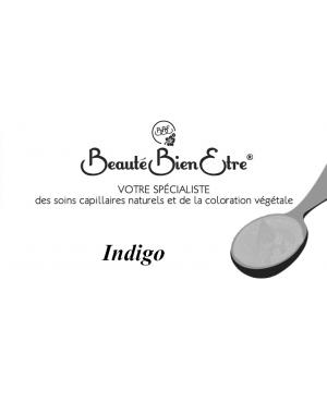 INDIGO PUR EN POUDRE D'INDE BBE BEAUTE BIEN ETRE 100 G
