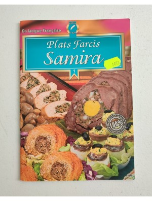 "LIVRE DE CUISINE SPECIAL ""PLATS FARCIS"" SAMIRA"