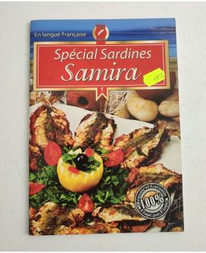 """LIVRE DE CUISINE SPECIAL """"SARDINES"""" SAMIRA"""