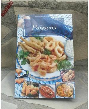 "LIVRE DE CUISINE SPECIAL ""POISSONS"""