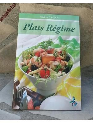 """LIVRE DE CUISINE SPECIAL """"PLATS REGIME"""""""