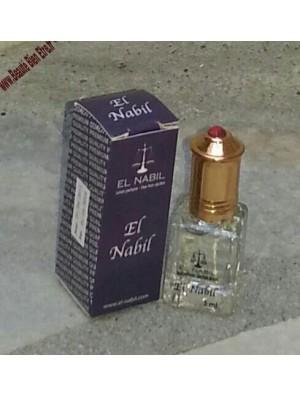 EL NABIL (HOMME) PARFUM DE POCHE CONCENTRE & SANS ALCOOL D'ARABIE SAOUDITE 5 ML