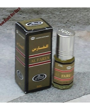 AL FARES AL-REHAB (HOMME) PARFUM DE POCHE CONCENTRE & SANS ALCOOL D'ARABIE SAOUDITE 3 ML