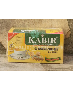INFUSION KABIR GINGEMBRE & MIEL