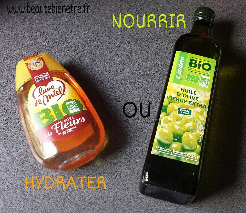 Hydrater cheveux naturellement